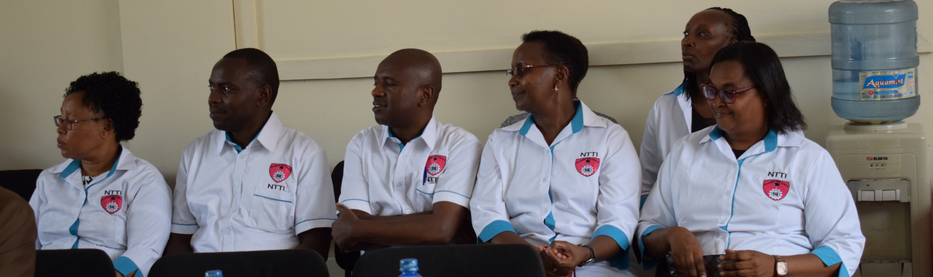 NTTI HEADS OF DEPARTMENTS